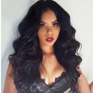 Lace front wig by Bella Bella 100% Human hair